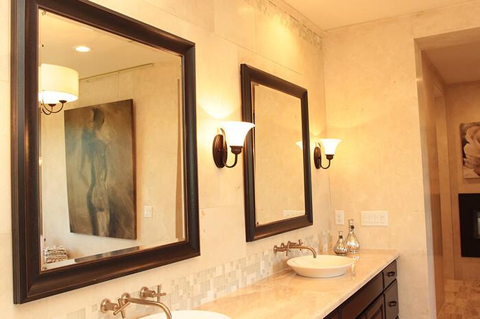 Framed Mirrors – Infinity Glass & Glazing, Inc.